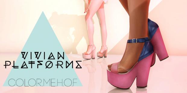 HOF Vivian Platforms Ad