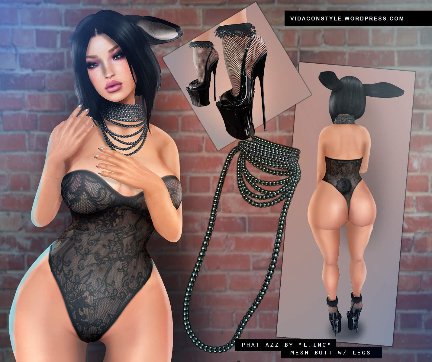 8e2da548b7  Linc  has been around for years and I ve always been a total fan. So with  their new mesh booty and new lace body suit coming out