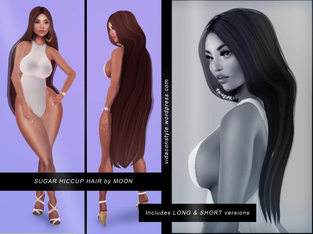 moon hair